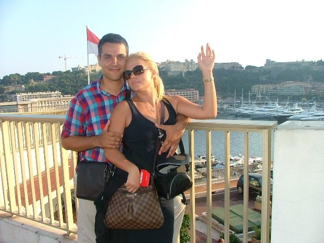 Un zambet de pe Coasta de Azur