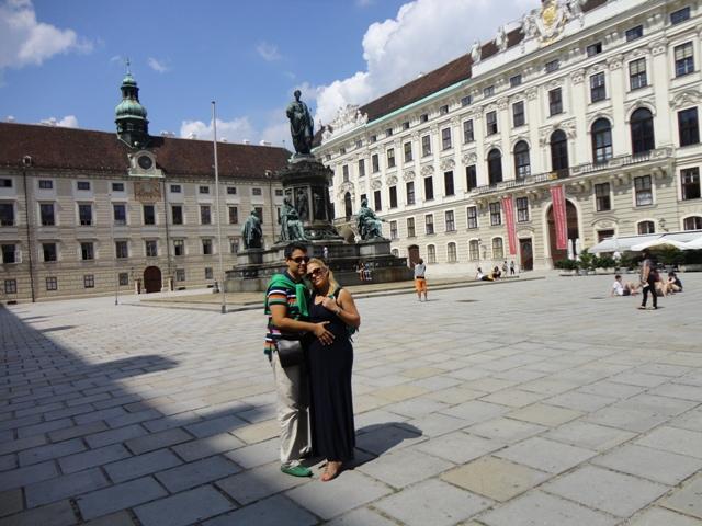 Viena, capitala emoțiilor mele. Orașul.