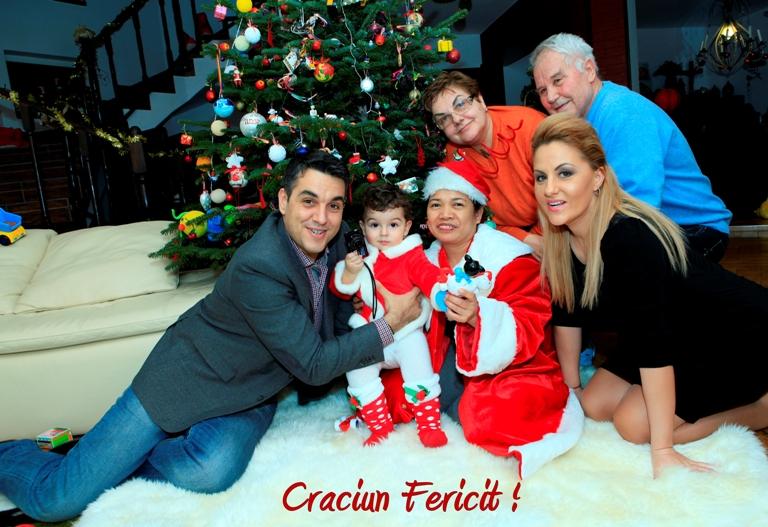 Familia lui Moș Crăciun, ep 4 – Ce pățesc cei care se dau Moș Crăciun fără acordul lui!