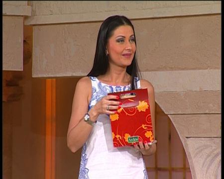 CUM SE PREGATESTE GABRIELA CRISTEA PENTRU O NOUA IUBIRE!!!