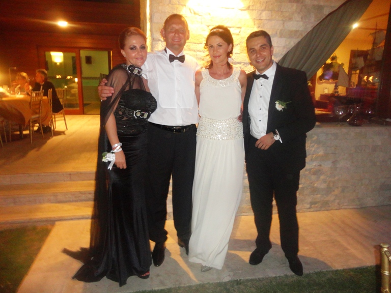 Noaptea unui vis! Am fost la nunta Adinei Alberts cu Viorel Cataramă!!!