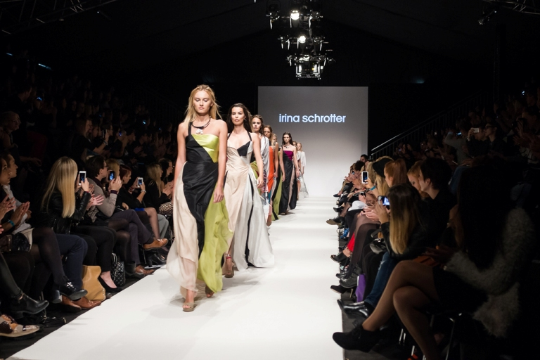 Irina Schrotter – Eveniment de top la Viena!!!