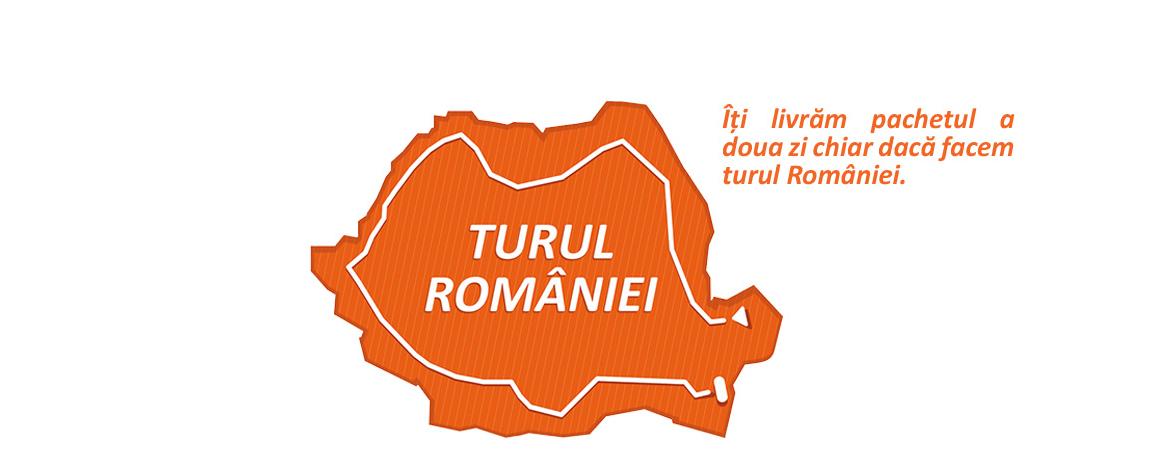 Turul României pentru profesioniștii curieratului!!!