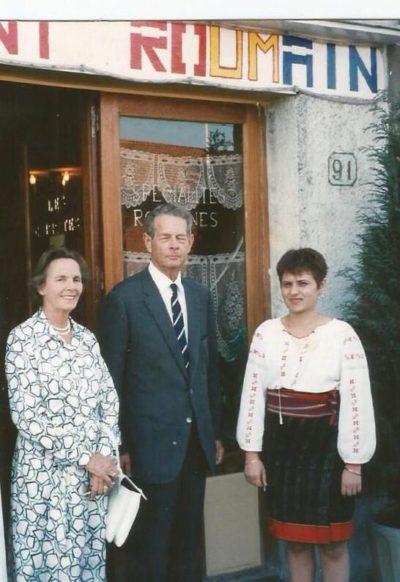 O intalnire cu Mihai I. Sau cum i-a schimbat viata lui Edith Piaf de Romania.