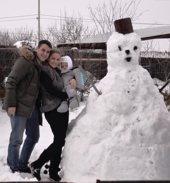 Unde ai plecat Omule de Zăpadă? Mă întrebă Teddy de tine…