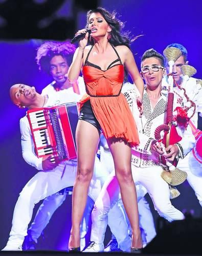 Cum poate ieși din depresie Elena de la Mandinga înainte de finala Eurovision!