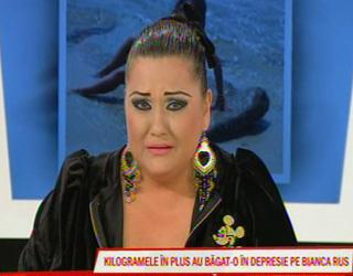 Bianca, învinge-ți lacrimile!!! Vei slăbi ușor și repede 30 de kilograme!!!