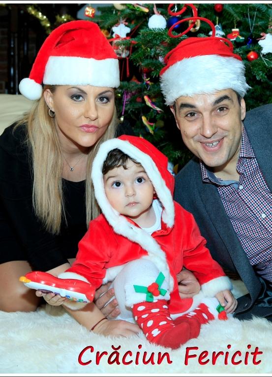 Familia lui Moș Crăciun, ep 5 – portret cu cei dragi