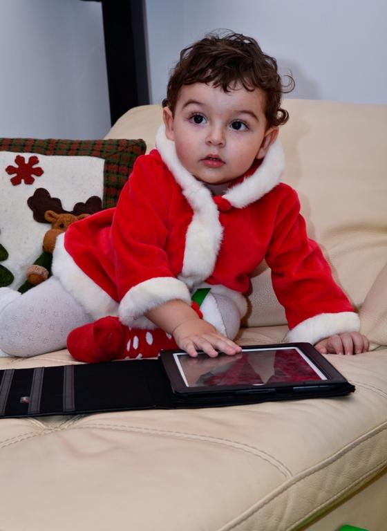 Familia lui Moș Crăciun, episodul 1: Contabilitatea Moșului!