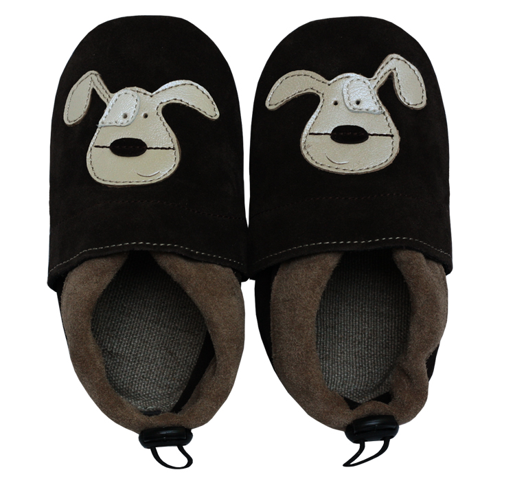 Teddy are papucei perfecți de iarnă!!!