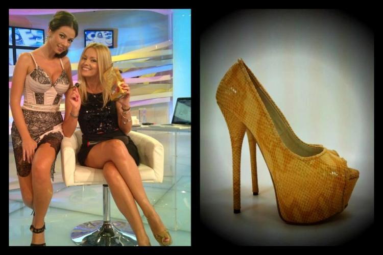 Pantofii românești care îmi plac sunt la Mineli Boutique!
