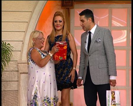 Mirabela Dauer, Mireasa Lizei Panait??!! Tonică și tânără…